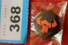 Games Workshop Forgeworld Warhammer 40k Orks Ork Badge Pin New BNIB Limited Edit
