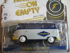 Greenlight Volkswagen 1:43 Combi T1 Samba Bus 1959 Voiture Miniatures - Bleu