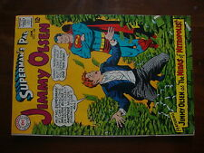 Jimmy Olsen #108 VG Madas Of Metropolis