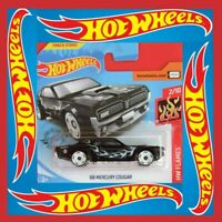 Hot Wheels 2019   ´68 MERCURY COUGAR  164/250 NEU&OVP..