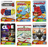 Hasbro Grab and Go Game Travel Size - Connect 4, Cluedo, Guess Who, Battleship