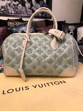 Authentic Louis Vuitton Speedy Patent Leather Bowling Bag