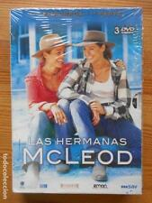 DVD LAS HERMANAS MCLEOD - 1ª TEMPORADA, 1ª PARTE - 3 DVD - CAPITULOS 1 A 11 (DB)