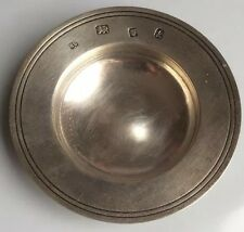 Vintage Sterling Silver Small Plate Fully Hallmarked 46 gram England London 1965