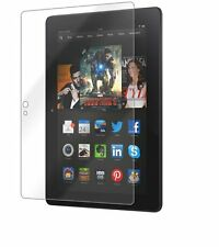 6X Clear Screen Protector Film Cover Guard for Amazon Kindle Fire HDX 7 inch+KIT
