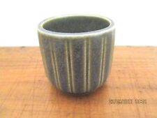 ~VINTAGE WEDGWOOD CAMBRIAN GREEN - EGG CUP - MADE ENGLAND - VGC~
