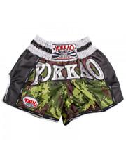 YOKKAO - CarbonFit Shorts - GREEN ARMY