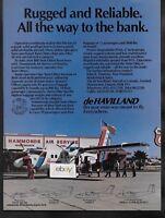 BOAC 1952 DE HAVILLAND COMET JET TAKES GOOD CARE TO ALL 6 CONTINENTS AD