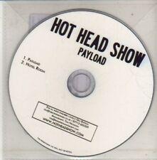 (CM554) Hot Head Show, Payload - 2011 DJ CD