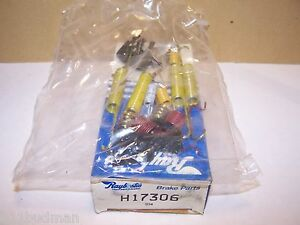 89-92 Ford Probe Rear Drum Brake Hardware Kit Rear Axle Raybestos H17306 New