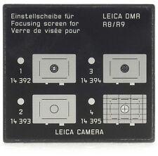 Leica Universal Focusing Screen for R9 or R8 DMR 14395 Digital Modul R NEW BOXED