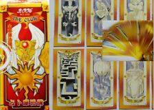 CardCaptor Sakura Kros brand Card Captor Magical Clow Card Set poker (52 Cards)