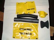 nos bmx bicycle frame safety pad set TRAX 4000