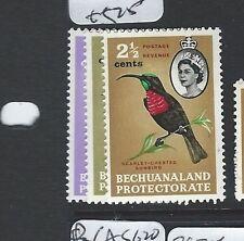 BECHUANALAND (B1903)  QEII  BIRD  SG168-170  MOG
