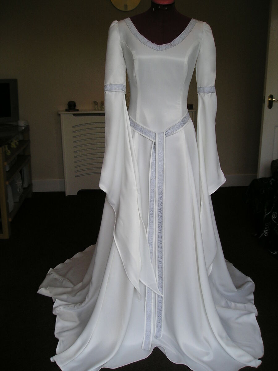 Ye old medieval wedding dress shop | eBay Stores