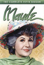 DVD: Maude: Season 5, Various. Very Good Cond.: Bea Arthur