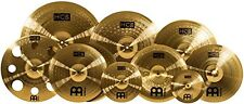 Meinl Cymbals HCS-SCS1 Ultimate Cymbal Box Set Pack with Free 16-Inch Trash C...