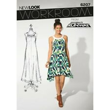 New Look Workroom from Project Runway, Misses' Loose Fit Dress Pattern 6207