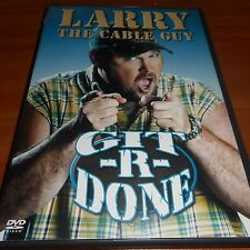 Larry The Cable Guy - Git-R-Done (DVD Widescreen 2004) Stand Up Comedy Used