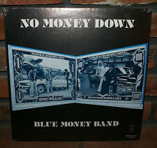 Blue Money Band No Money Down Rare 1977 Private LP Record Chuck Berrys Backups