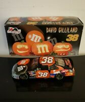 2006 David Gilliland M&M'S Halloween MA RCCA Club AUTOGRAPHED SIGNED NASCAR 1/24