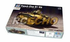Trumpeter Military Model 1/72 French Char B1 bis Scale Hobby 07263 P7263