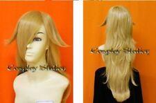 HELLOJF199 Fine Straight  Nintendo Princess Rosalina Cosplay  Wig wigs for women