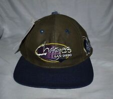 Deadstock San Diego Chargers Snapback Hat FLAW NWT NEW Los Angeles California