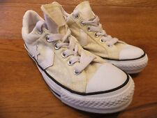 Converse Star Player Polka Dot Canvas Casual Trainers Size UK  6 EU 39