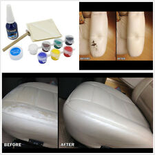 Leather Vinyl Repair Restoration For Car Seat Sofa Coats Holes Scratch Tool Kits