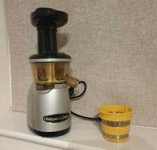 Omaga VRT352 Fruit and Vegetable juicer, cold press, slow juicer