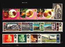 Brunei 13 Mint, few faults - C1978