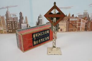 Vintage Prewar Lionel No.69N Automatic Bell Warning Signal With Box