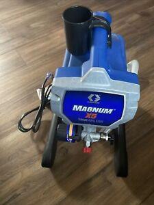 Graco Magnum X5 Airless Sprayer  No Gun No Hose