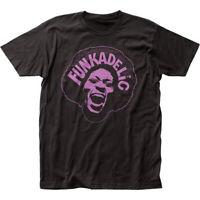 Funkadelic Scream T Shirt Mens Licensed Rock N Roll Music Band Tee New Black