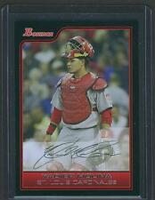 2006 Yadier Molina BOWMAN CARDINALS Baseball Card