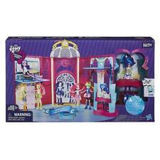 My Little Pony Equestria Girls Canterlot High School Playset with DJ Pon-3 Doll