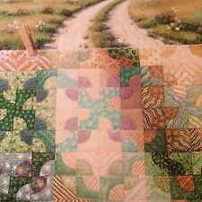 The Oregon Trail Quiltscape 1000 Pieces Jigsaw Puzzle - Rebecca Barker -Unopen