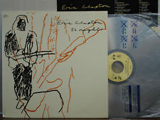 Eric Clapton - 24 Nights (1991) Laserdisc WPLP-9067 Japan NTSC LD