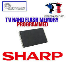 NAND FLASH MEMORY SHARP LC-40LE730E SHARP