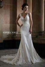 Sophia Tolli Wedding Dress Size 12  ADHARA