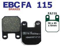 EBC Bremsbeläge Bremsklötze FA181TT VORN SHERCO Enduro 5.1iF 07-10
