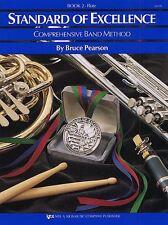 Norme d'excellence: bande complète Livre méthode 2 (flûte)