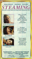 STEAMING (VHS) Vanessa redgrave sarah miles Sexy Rare NOT ON U.S. DVD! 1985