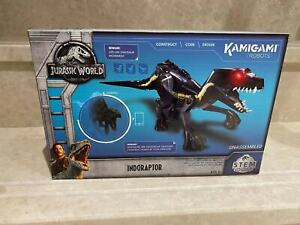 New Sealed Jurassic World Kamigami STEM Indoraptor Robot Figure [2.4 GHz]