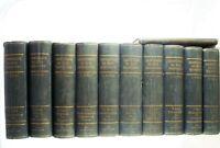 10x Handwörterbuch der Naturwissenschaften - Bücherpaket - Fischer 1933 komplett