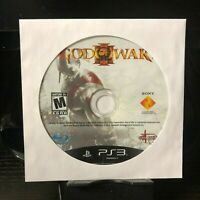 Sony PlayStation 3 PS3   God of War III   Game Disc Only