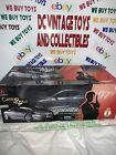 NIB Casino Royale 007 Radio Shack Radio Control James Bond Aston Martin 1:12