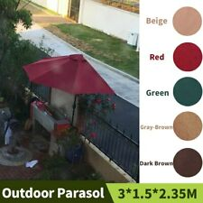 Gazebo Parasol Garden Canopy Patio Courtyard Awning Garden Accessories Outdoor