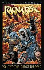 RAGNAROK VOL #2: THE LORD OF THE DEAD HARDCOVER IDW Fantasy Comics HC